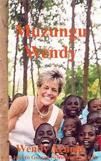 """Muzungu Wendy"" is available now at Amazon.com!"